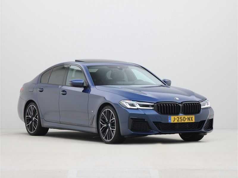 BMW 5 Serie Sedan 530i High Executive M-Sport Automaat afbeelding 10