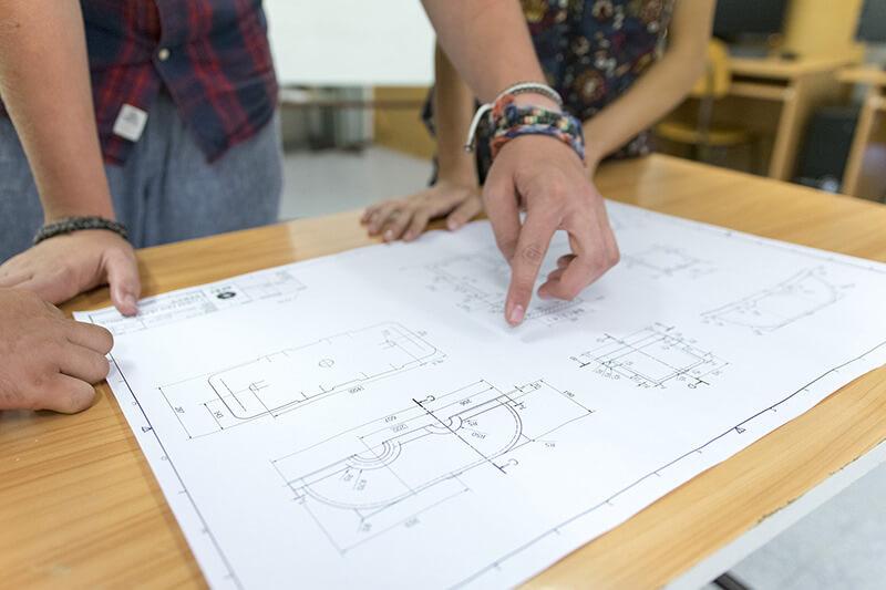 Technické kreslení a vysvětlování