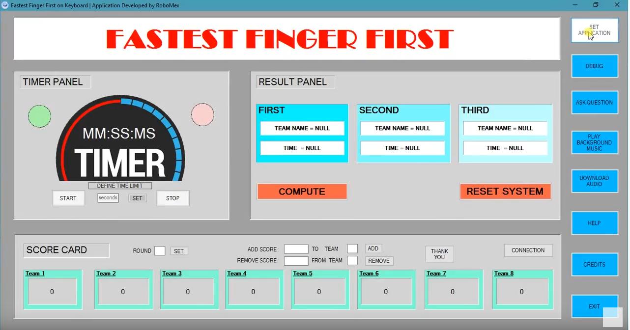 fastest finger first screenshot