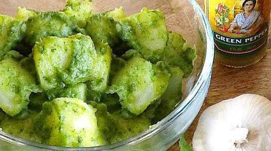 Cilantro Potato Salad