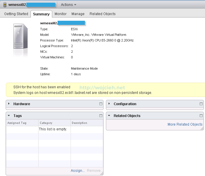 pgrade VMware ESXi 5. to 6.0 Part 2 – esxcli upgrade - 10