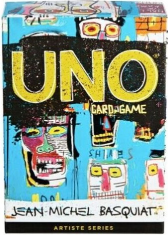 Uno Artiste Series No. 1: Jean-Michel Basquiat