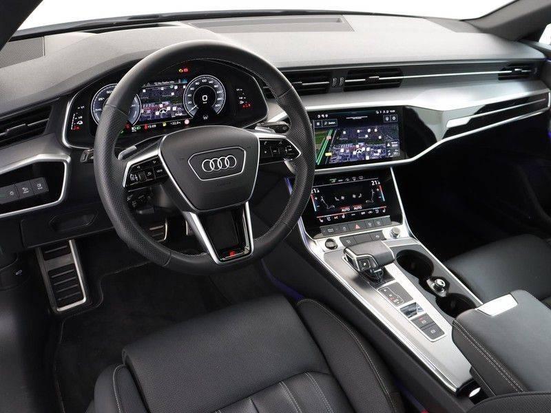 Audi A6 Avant 55 TFSI e 367 pk quattro Competition   Panoramadak   Assistentiepakket Tour/City   B&O   Comfortstoelen met massage/ventilatie   Keyless Entry   Verlengde fabrieksgarantie   afbeelding 2