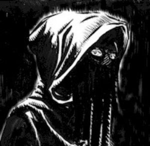 Hooded Figure Sketch