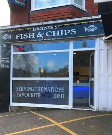 Barnies Fish and Chips