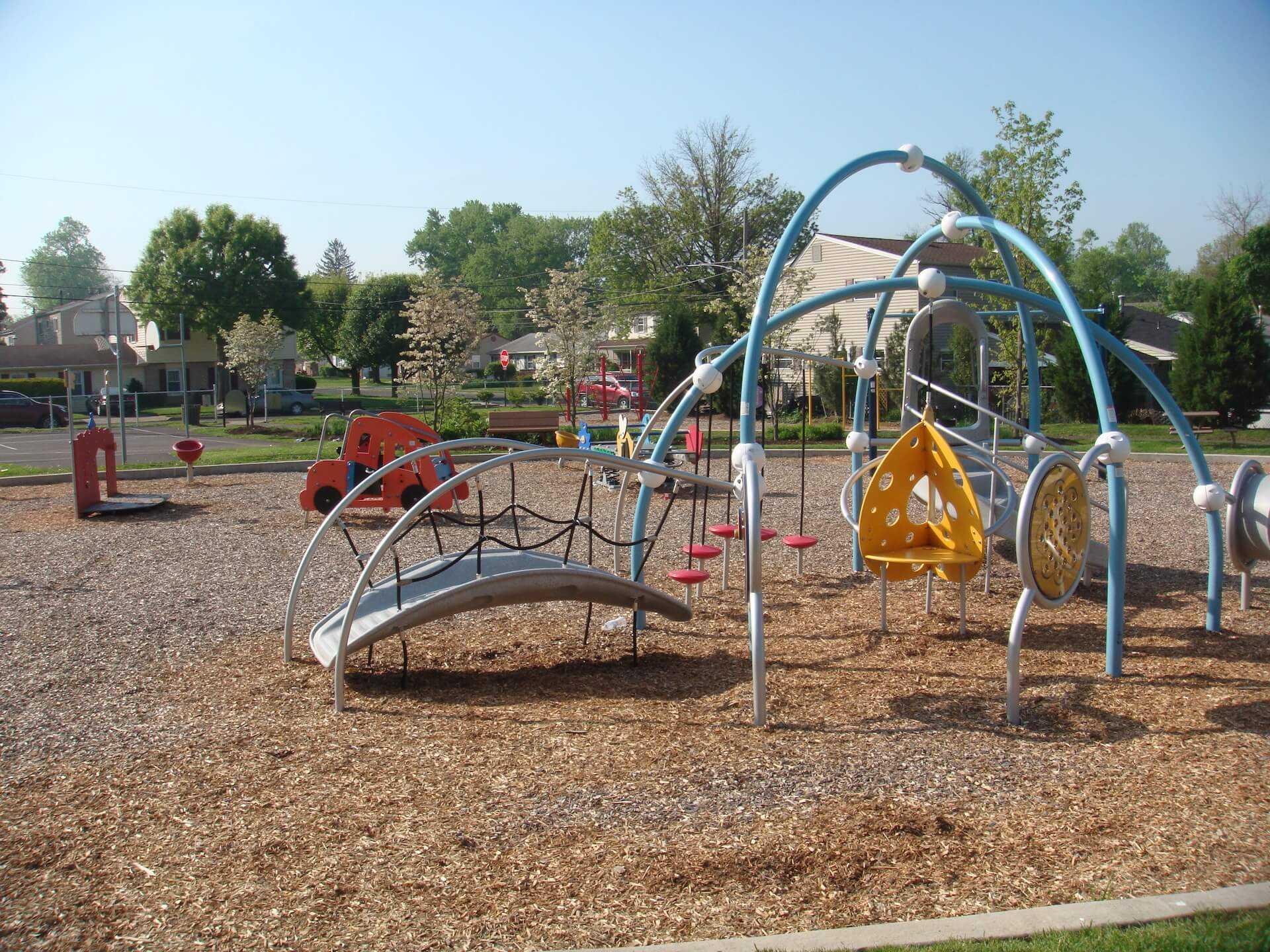 park playground area