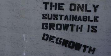 Decrescimento - Modelo alternativo e sustentável?