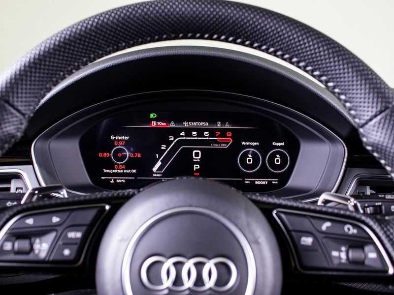 Audi A4 Avant 2.9 TFSI quattro RS4   Matrix LED   Panoramadak   B&O   Virtual Cockpit   afbeelding 22