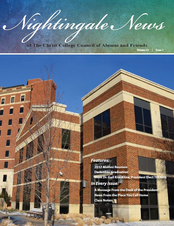 Alumni News Cover Picture