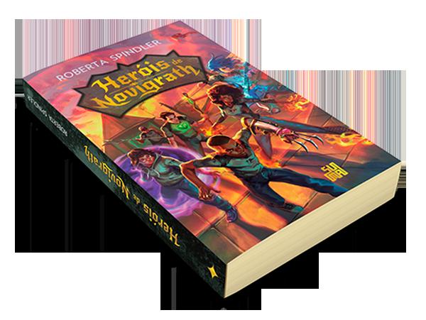 Livro Heróis de Novigrath