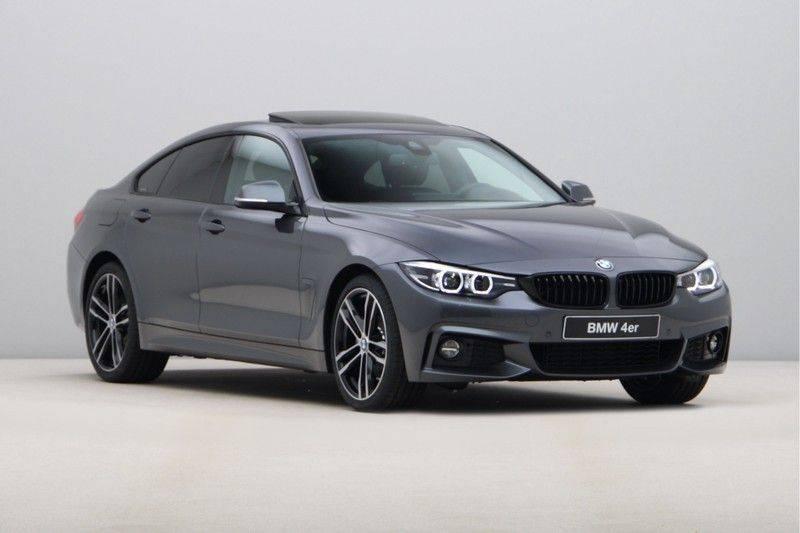 BMW 4 Serie Gran Coupé 420i High Executive M-sport afbeelding 11