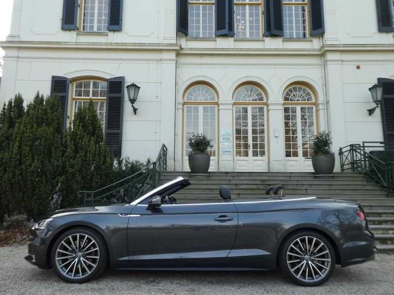 Audi A5 Cabriolet 2.0 TFSI S-Line afbeelding 3