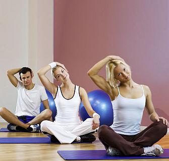 West Yorkshire Pilates Classes