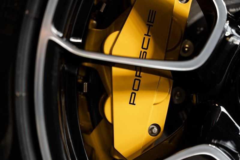 Porsche 911 992 Turbo S keramisch PCCB Burmester PDLS 3.8 Turbo S afbeelding 10