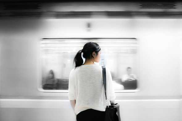 Trainlady