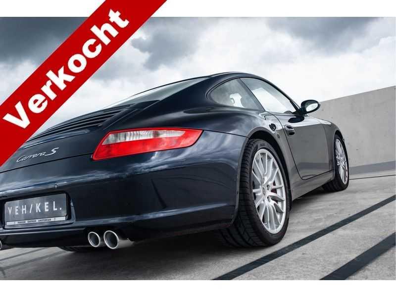 Porsche 911 3.8 Carrera S // Handgeschakeld | Youngtimer afbeelding 25