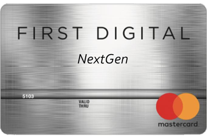 First Digital MasterCard