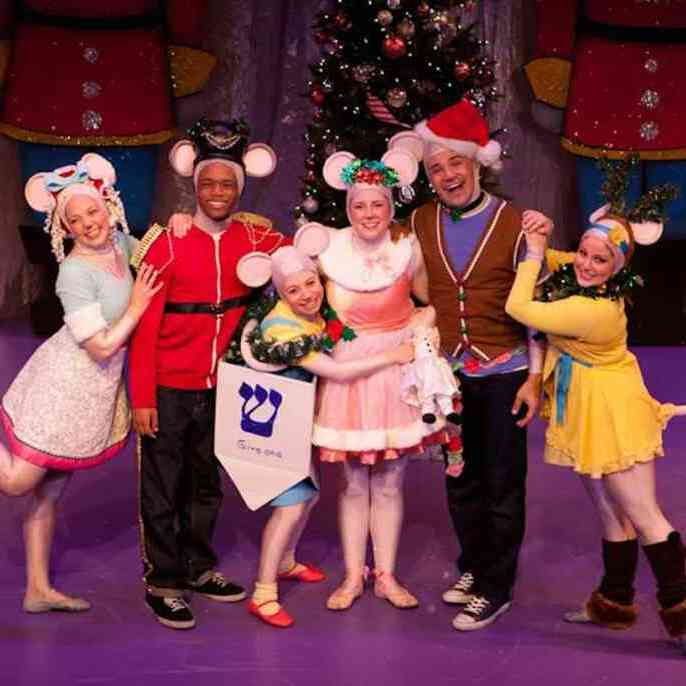 Angelina Ballerina, the Very Merry Holiday Musical