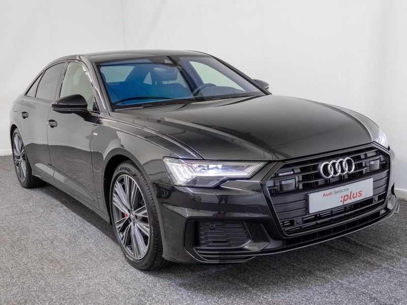 Audi A6 55 TFSI e quattro Competition Plug in Hybrid | 367PK | S-Line | B&O Sound | Nachtzicht | Camera | Adapt.Cruise | Head-Up | Trekhaak | Full Option | afbeelding 3