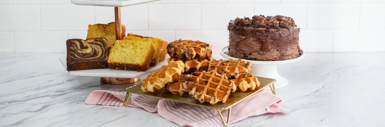 Sweet Baked Goods group shot