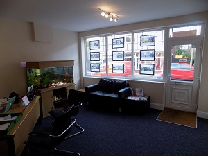 Inside our Northwich office