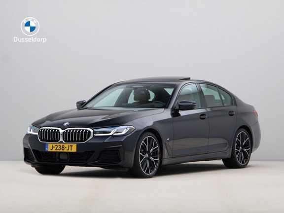BMW 5 Serie 530i High Executive Msportpakket LCI