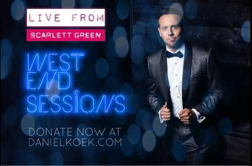 West End Sessions Live Stream with Daniel Koek