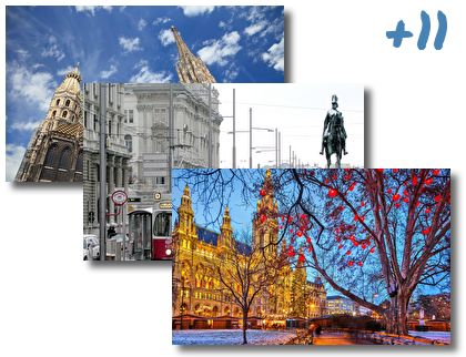 Beautiful Vienna theme pack