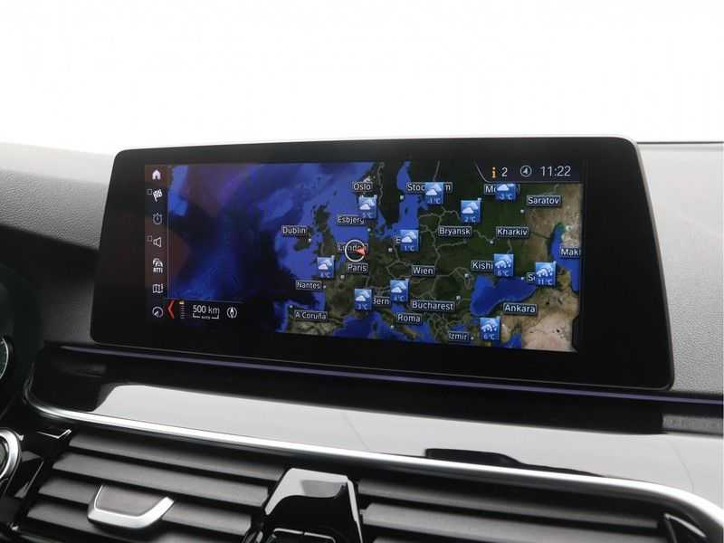 BMW 5 Serie Touring 530i High Executive M-Sport Automaat afbeelding 21
