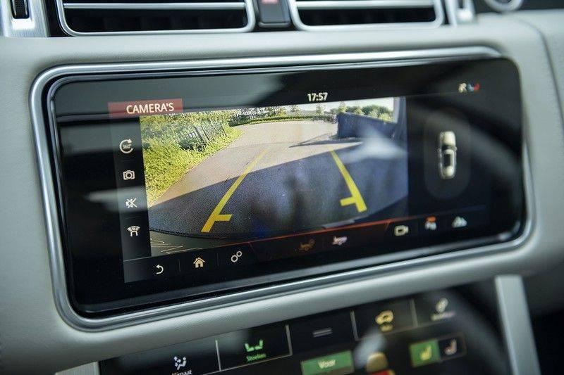 Land Rover Range Rover 5.0 V8 SC Autobiography Portofino Blue + Verwarmde, Gekoelde voorstoelen met Massage Functie + Adaptive Cruise Control + Head Up afbeelding 12