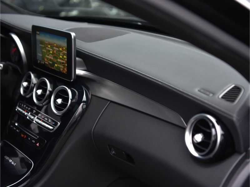 Mercedes-Benz C-Klasse C63 T AMG Perf-Uitlaat Pano Burmester Comfort-Memo HUD Rij-Ast TopView Keyless afbeelding 19