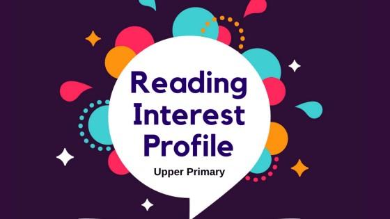 Reading interest upper primary profile image