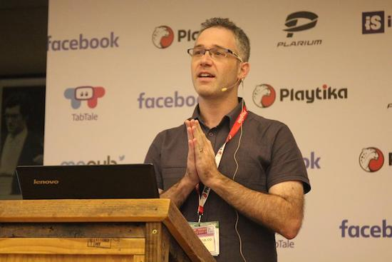 Gamesauce: Global Inspiration for Game Developers | Shlomo Freund: The Challenge of Apps in China