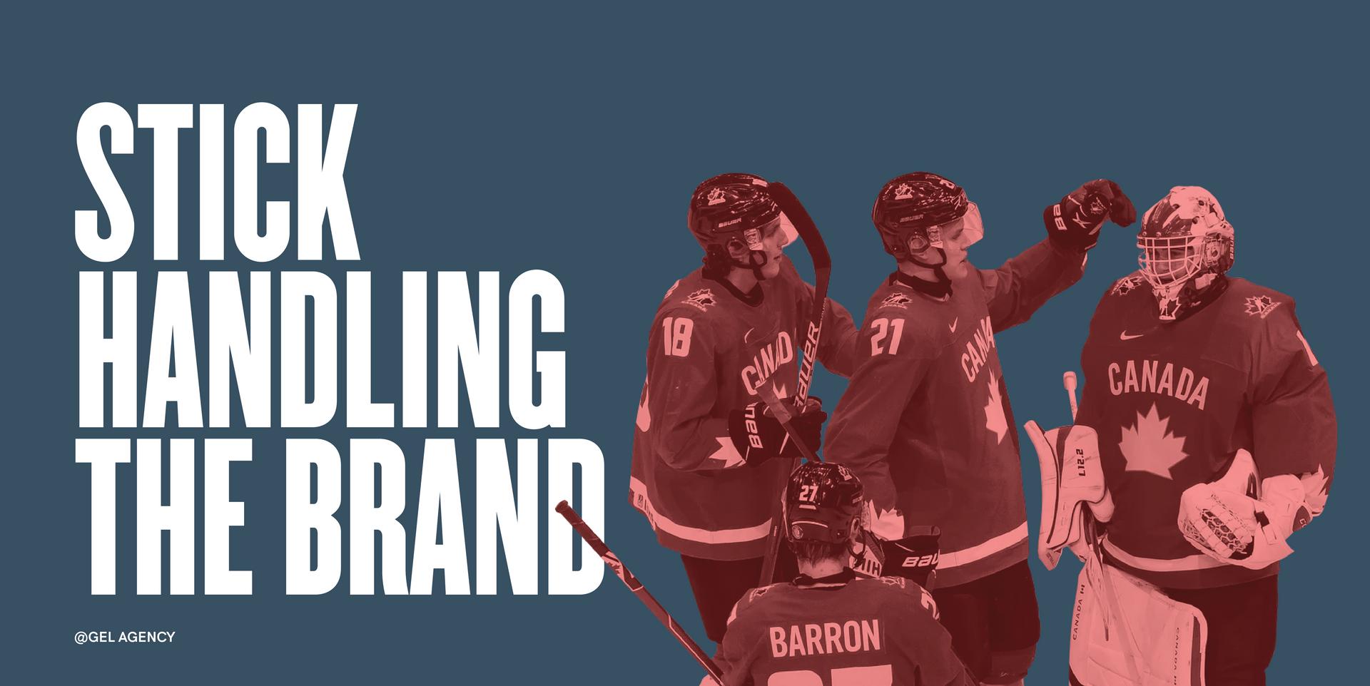 Stick Handling the Brand