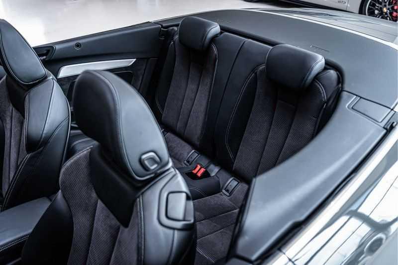 Audi A5 Cabriolet 45 TFSI Sport | S Line | Tour | Sportstoelen | Matrix Led afbeelding 25