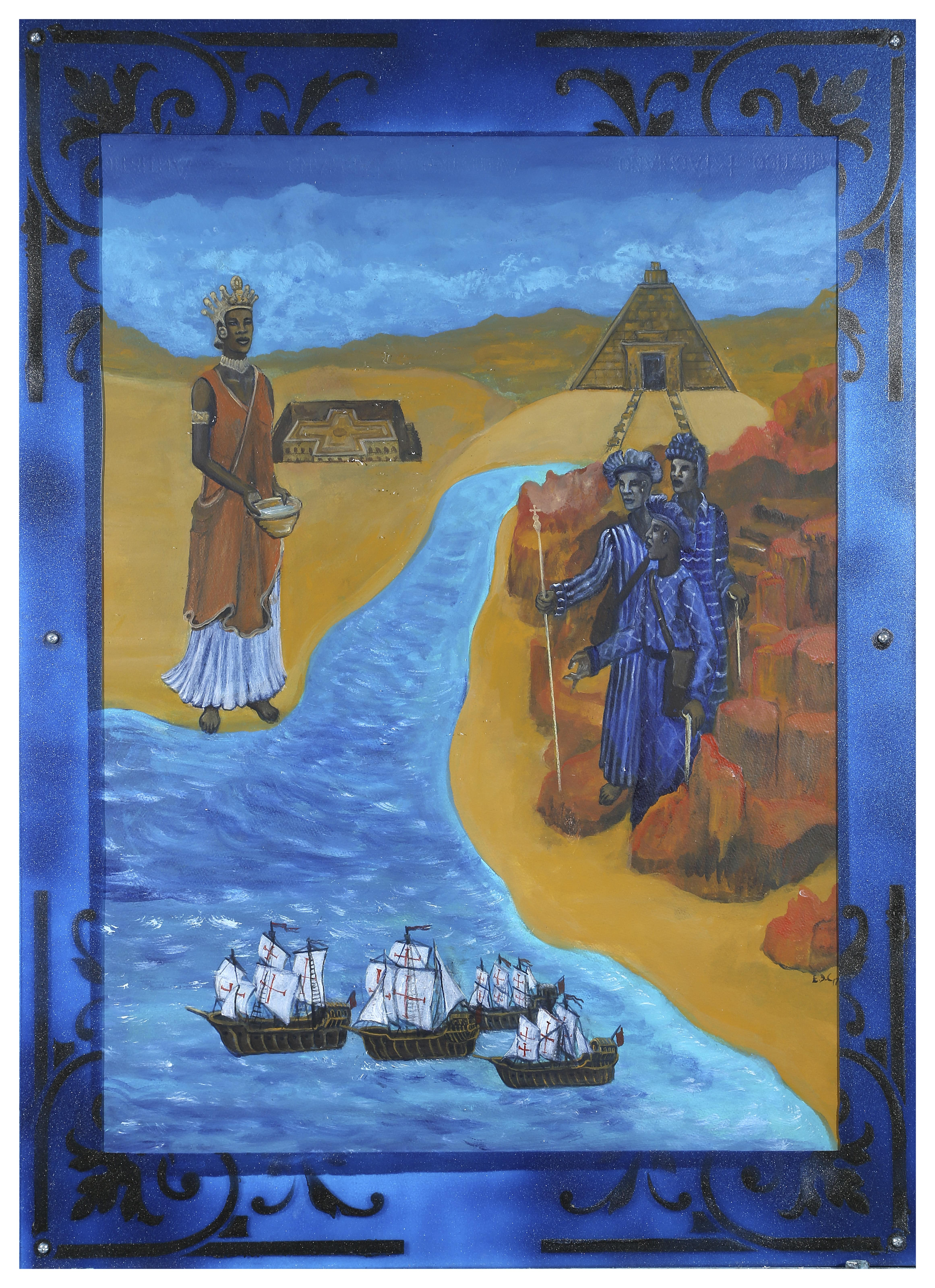 image from Exhibit | Visionary Aponte: Art and Black Freedom