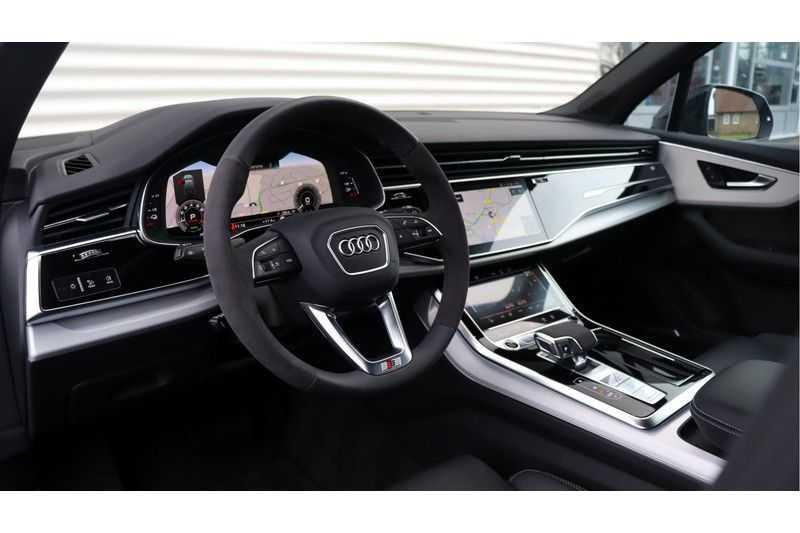 Audi Q7 60 TFSI e quattro Competition Bang & Olufsen, Panoramadak, Ruitstiksel afbeelding 10
