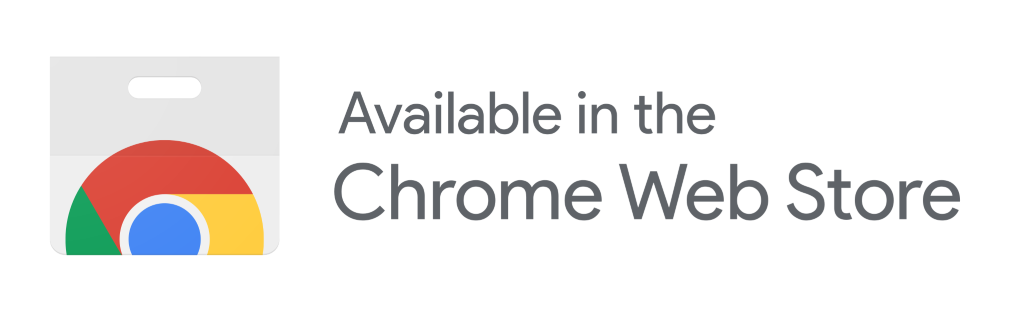 Available on the Chrome Web Store