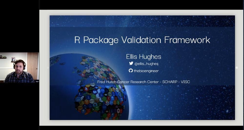 R Package Validation Framework