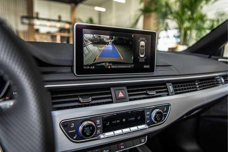 Audi A5 Cabriolet 45 TFSI Sport | S Line | Tour | Sportstoelen | Matrix Led afbeelding 19