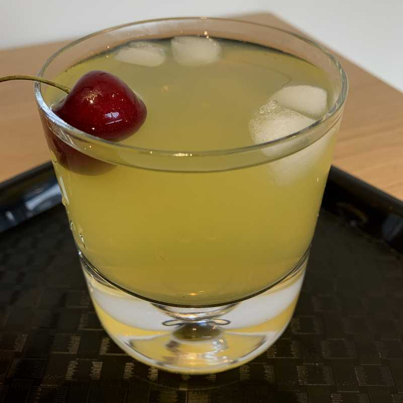 Monkey Wrench Cocktail