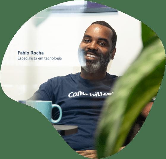 Fabio Rocha - Especialista em tecnologia