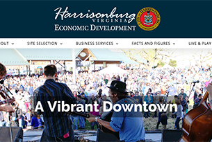Harrisonburg Economic Development thumbnail
