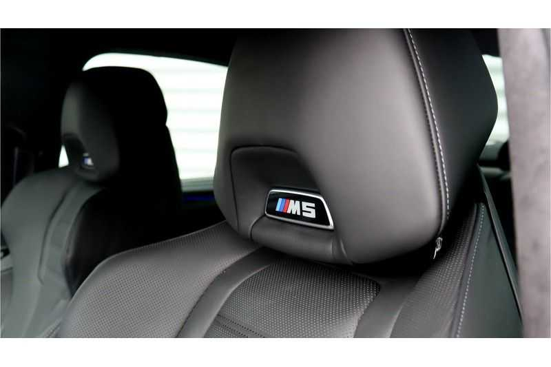 BMW 5 Serie M5 Competition Individual, Akrapovic, M Drivers Package afbeelding 20