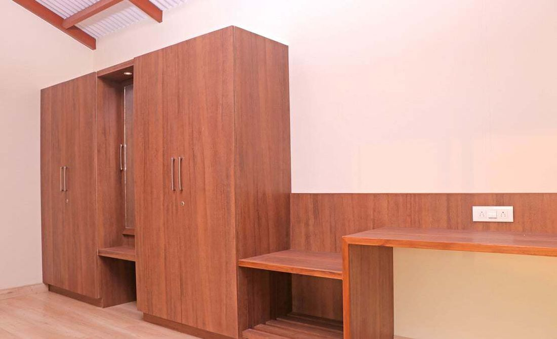 Master Bedroom Cabinets at English Daisy, Streamside