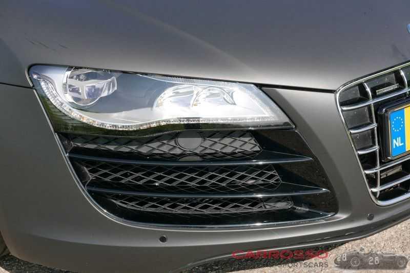 Audi R8 5.2 V10 FSI Origineel Nederlands geleverd! afbeelding 22