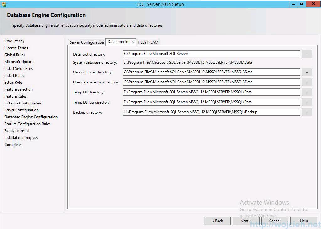 vCenter 5.5 on Windows Server 2012 R2 with SQL Server 2014 - 14