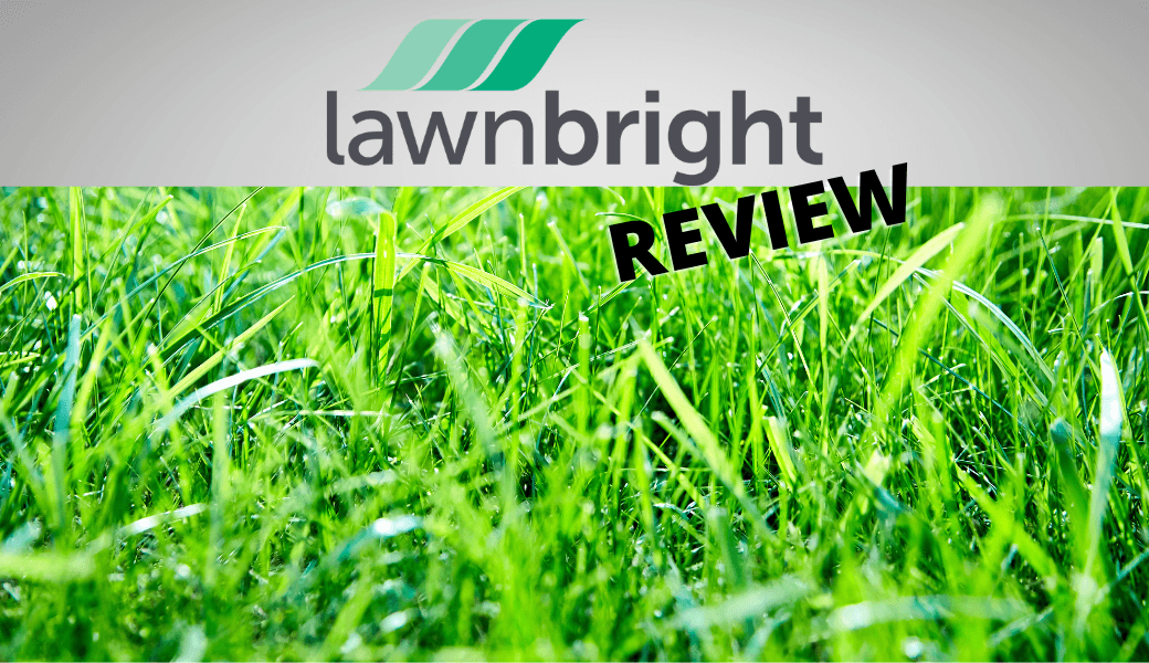 Complete Lawnbright Review:, A Natural Lawn Care Subscription,  With Pre-emergent Weed Control cover image