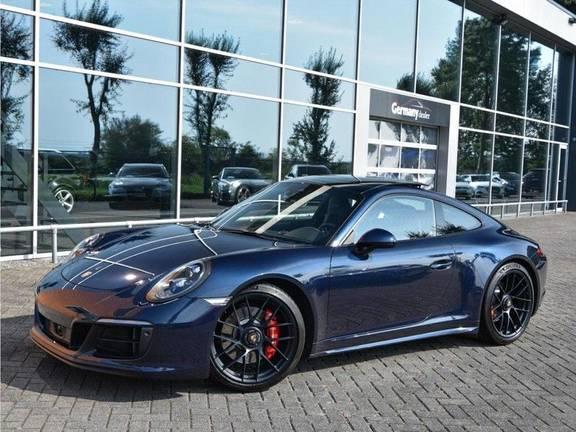 Porsche 911 3.0 Carrera GTS 450pk Porsche approved Carbon Pano Zetels-18-weg 20-Inch LED-PDLS+ Keyless Bose