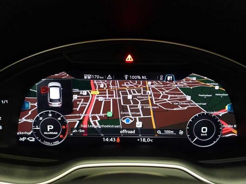 Audi Q7 3.0 TDI e-tron 374pk Quattro Sport S-line- Pano, Bose, Virtual Cockpit, Leer,  Full! afbeelding 15